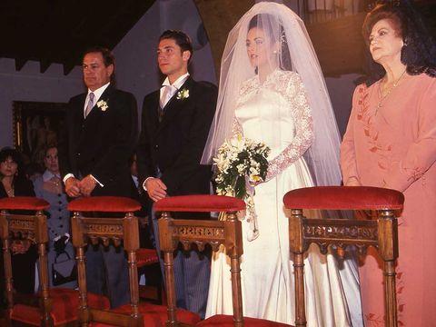 desarchivamos las bodas de ayer: rociíto y antonio david