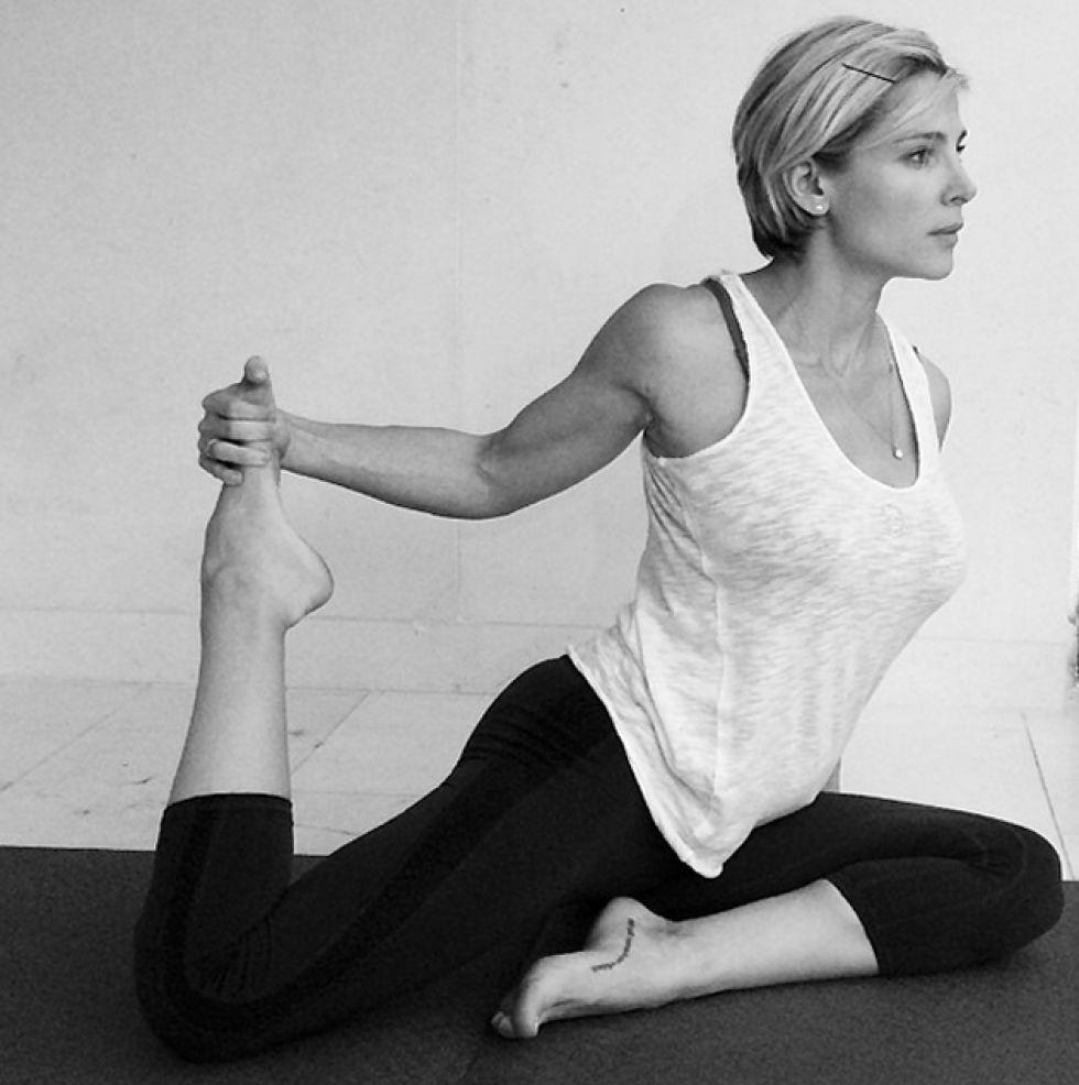 Las  compi yoguis  más famosas - Cristina Pedroche 74dfa96a7830