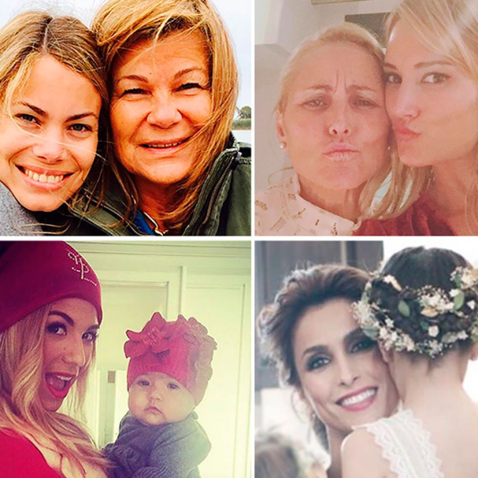 0f36f4f41a5 Cómo han felicitado los famosos a sus madres?