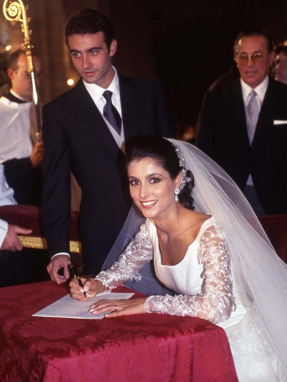 Vestido de novia de paloma lago