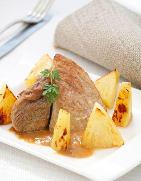 Food, Cuisine, Dishware, Ingredient, Tableware, Dish, Meat, Kitchen utensil, Recipe, Cutlery,