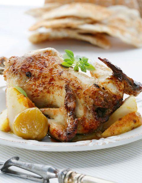 Food, Dish, Plate, Ingredient, Finger food, Cuisine, Recipe, Tableware, Breakfast, Chicken meat,