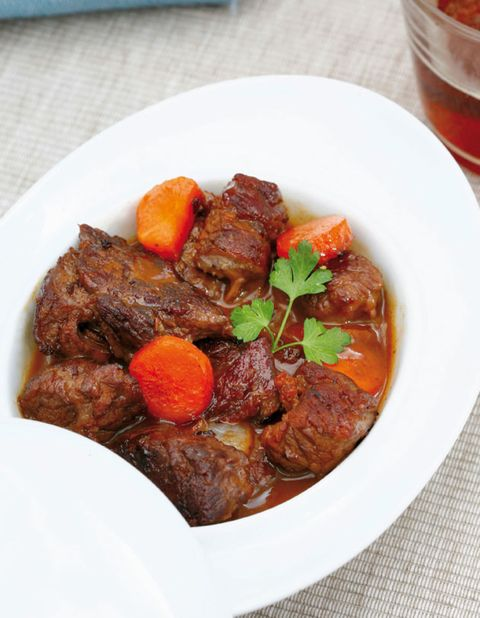 Food, Beef, Cuisine, Meat, Drink, Dish, Ingredient, Serveware, Pork, Alcoholic beverage,