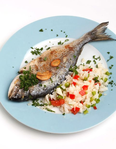 Food, Dishware, Ingredient, Cuisine, Dish, Recipe, Tableware, Plate, Serveware, Rice,