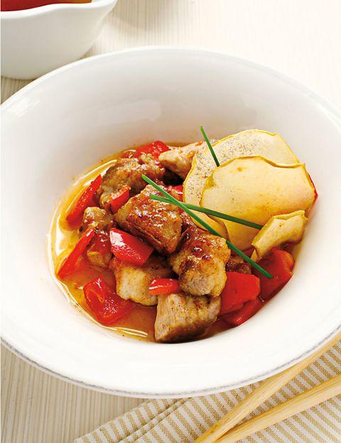 Food, Cuisine, Ingredient, Dish, Produce, Meat, Recipe, Stew, Serveware, Dishware,