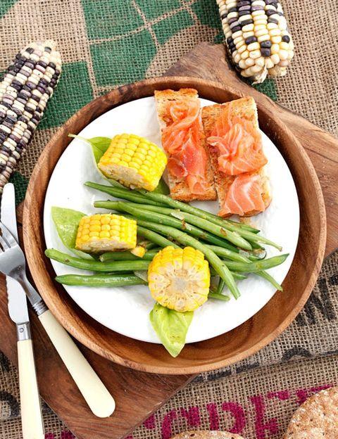 Food, Cuisine, Ingredient, Corn kernels, Corn, Sweet corn, Produce, Vegan nutrition, Dish, Dishware,