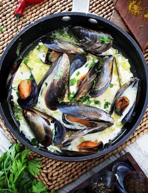 Bivalve, Food, Seafood, Ingredient, Shellfish, Molluscs, Recipe, Clam, Mussel, Cooking,