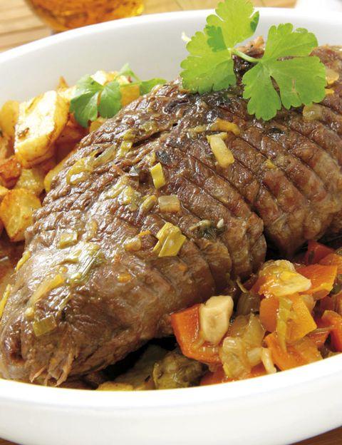 Food, Meat, Beef, Ingredient, Cuisine, Dish, Recipe, Garnish, Pork, Ostrich meat,