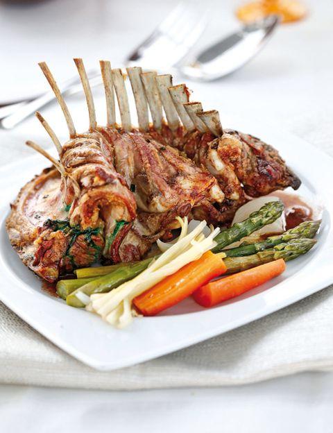 Food, Cuisine, Dishware, Ingredient, Dish, Tableware, Produce, Meat, Pork, Recipe,