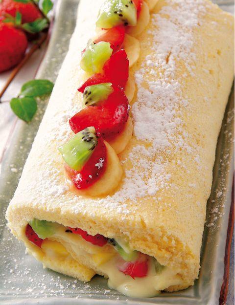 Food, Cuisine, Ingredient, Finger food, Dish, Fast food, Breakfast, Strawberries, Garnish, Baked goods,