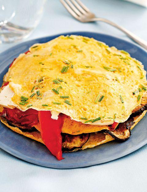 Food, Cuisine, Ingredient, Dish, Dishware, Breakfast, Tableware, Plate, Kitchen utensil, Cutlery,
