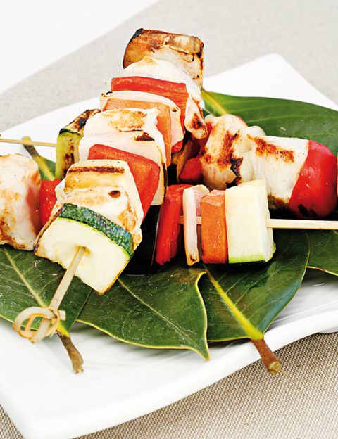 Cuisine, Food, Dish, Ingredient, Finger food, Recipe, appetizer, Brochette, Skewer, Pincho,