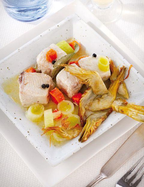 Cuisine, Food, Ingredient, Dish, Dishware, Recipe, Seafood, Cooking, Kitchen utensil, Serveware,