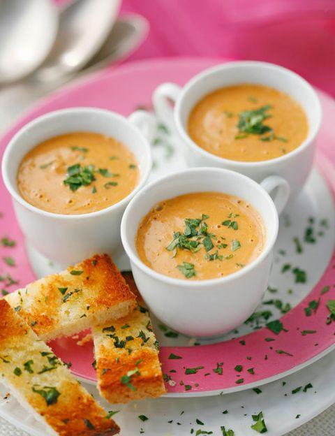 Serveware, Food, Tableware, Dishware, Ingredient, Soup, Bisque, Recipe, Cuisine, Dish,