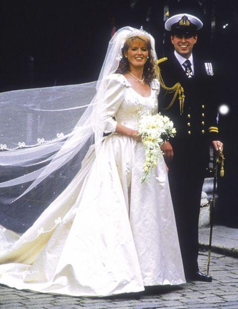 Dress, Trousers, Bridal clothing, Bridal veil, Veil, Wedding dress, Formal wear, Bride, Gown, Petal,