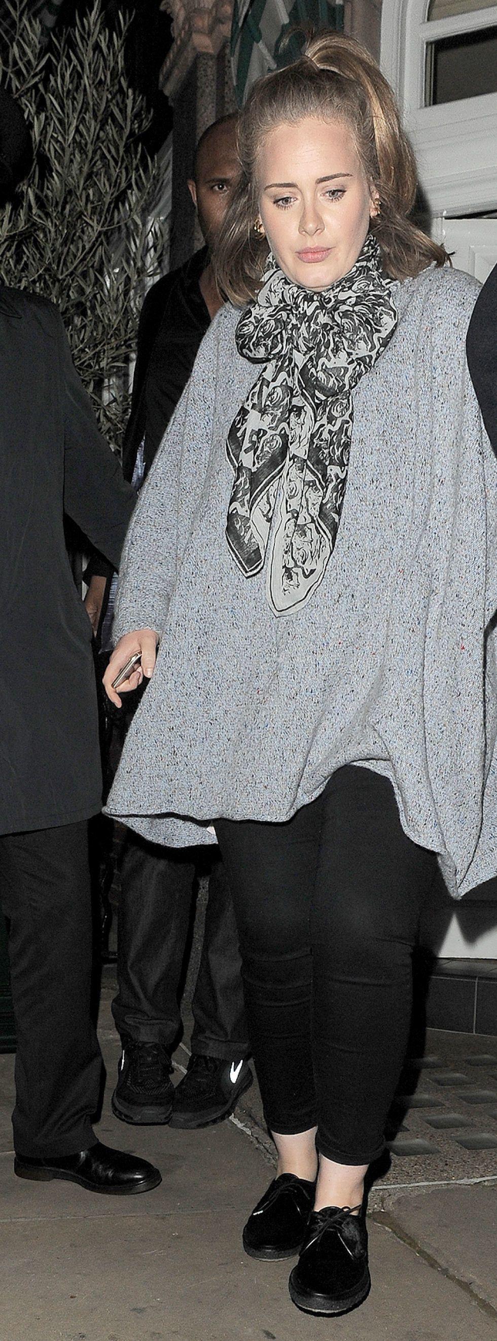 Adele, más delgada que nunca en su último videoclip