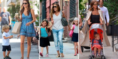 Clothing, Footwear, Eyewear, Leg, Product, People, Trousers, Baby carriage, Outerwear, Bag,
