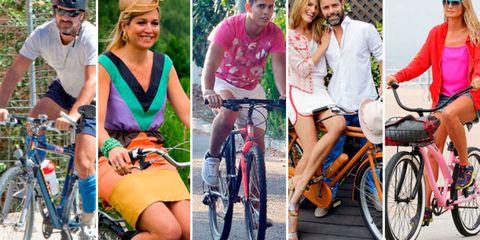 Tire, Wheel, Bicycle frame, Bicycle wheel rim, Smile, Bicycle handlebar, Bicycle, Recreation, Bicycle wheel, Bicycle tire,