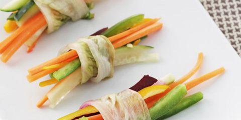 Food, Ingredient, Cuisine, Dishware, Cheese, Dish, Garnish, Recipe, Carrot, Natural foods,