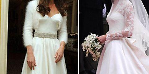 Kate Middleton De Blanco También En La Cena Privada De Su Boda