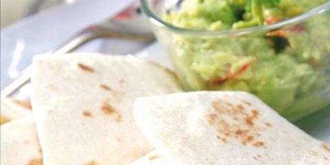 Cuisine, Food, Flatbread, Dish, Ingredient, Corn tortilla, Recipe, Chapati, Guacamole, Tortilla,