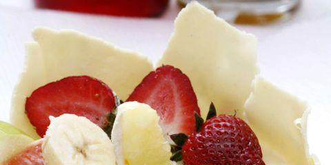 Food, Ingredient, Serveware, Sweetness, Dessert, Fruit, Cuisine, Dairy, Dishware, Garnish,
