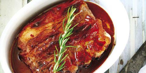 Food, Cuisine, Dish, Tableware, Kitchen utensil, Meat, Recipe, Kitchen knife, Ingredient, Cutlery,