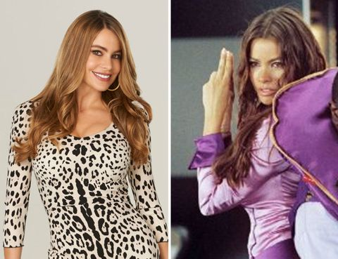 Hairstyle, Sleeve, Shoulder, Eyebrow, Photograph, Facial expression, Style, Purple, Beauty, Long hair,