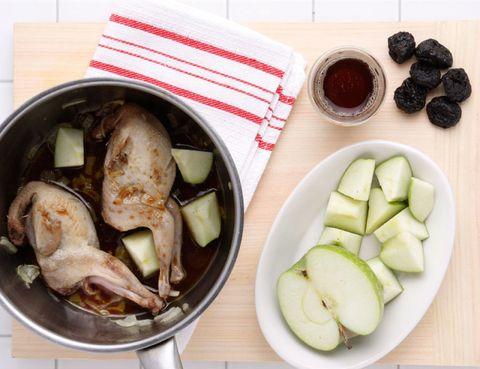 Food, Ingredient, Produce, Dishware, Tableware, Plate, Vegetable, Natural foods, Recipe, Meal,