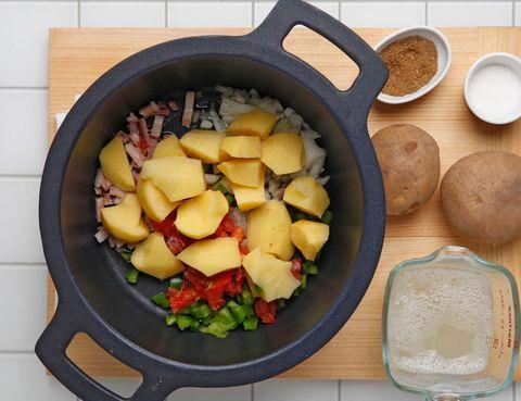 Food, Produce, Tableware, Dishware, Serveware, Ingredient, Cuisine, Kitchen utensil, Recipe, Bowl,