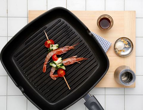 Food, Barbecue grill, Cuisine, Cooking, Ingredient, Recipe, Kitchen appliance, Grilling, Kitchen appliance accessory, Cookware and bakeware,