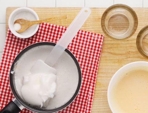 Serveware, Dishware, Ingredient, Tableware, Porcelain, Food, Kitchen utensil, Drinkware, Ceramic, Recipe,