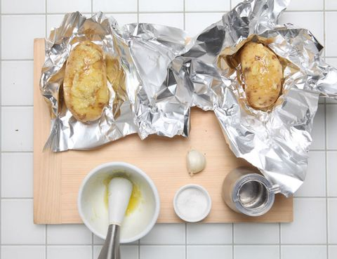 Food, Aluminium foil, Foil, Drink, Tableware, Ingredient, Dish, Cuisine, Meal, Fast food,