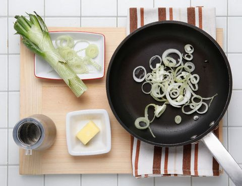Food, Ingredient, Dishware, Cuisine, Gas stove, Cookware and bakeware, Cooktop, Frying pan, Kitchen utensil, Stove,