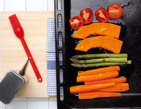 Root vegetable, Red, Vegetable, Food, Orange, Produce, Carrot, Ingredient, Whole food, Kitchen utensil,