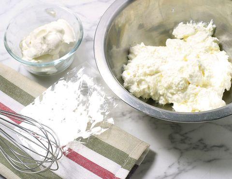 Food, Ingredient, Cuisine, Recipe, Dish, Dairy, Ice cream, Whisk, Dessert, Kitchen utensil,