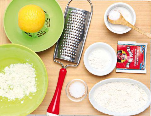 Serveware, Dishware, Ingredient, Food, Tableware, Table, Meal, Kitchen utensil, Plate, Citrus,