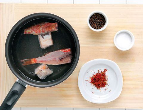 Ingredient, Food, Dishware, Cooking, Frying pan, Cookware and bakeware, Animal product, Dish, Seafood, Serveware,