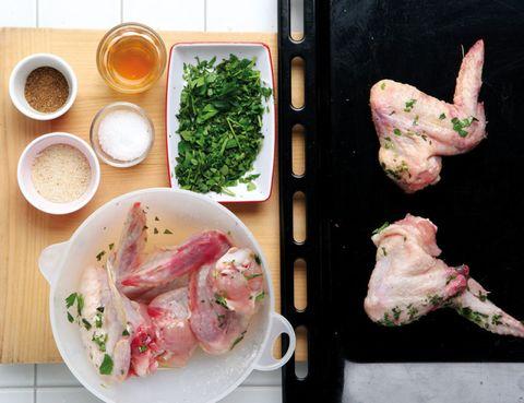 Food, Ingredient, Cuisine, Tableware, Animal product, Serveware, Dishware, Meat, Recipe, Animal fat,
