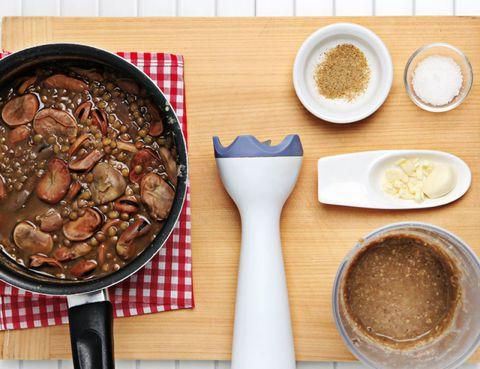 Food, Ingredient, Dishware, Cuisine, Serveware, Tableware, Kitchen utensil, Dish, Condiment, Meal,