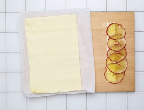 Yellow, Rectangle, Fruit, Peach, Produce, Paper product, Paper, Recipe, Food group, Tile,