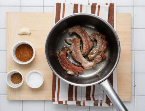 Food, Ingredient, Spice mix, Sausage, Breakfast, Spice, Seasoning, Animal product, Meat, Powder,