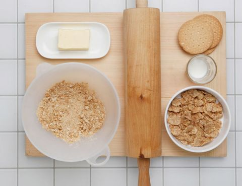 Food, Ingredient, Cuisine, Meal, Kitchen utensil, Breakfast, Tableware, Bread, Cutting board, Dish,