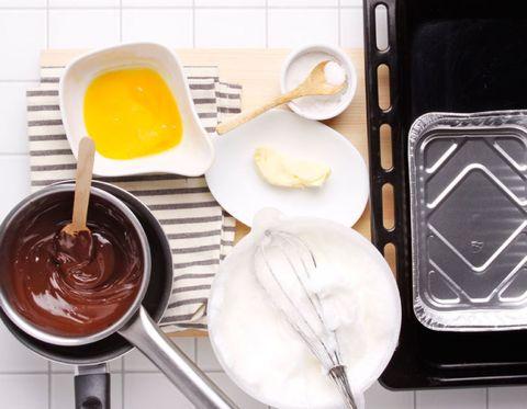 Food, Ingredient, Meal, Cuisine, Tableware, Kitchen utensil, Spoon, Breakfast, Recipe, Dish,