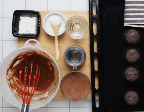 Brown, Cuisine, Ingredient, Condiment, Tableware, Dish, Kitchen utensil, Whisk, Sauces, Circle,