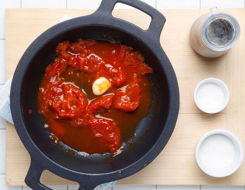 Food, Ingredient, Cuisine, Dish, Recipe, Stew, Cookware and bakeware, Condiment, Bowl, Cooking,