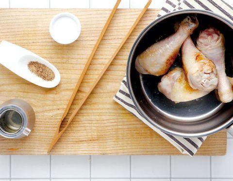Ingredient, Food, Tableware, Serveware, Kitchen utensil, Dishware, Cooking, Cuisine, Recipe, Animal product,