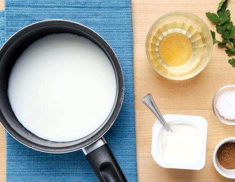 Serveware, Ingredient, Dishware, Drink, Kitchen utensil, Meal, Dairy, Chemical compound, Breakfast, Spice,