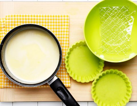 Yellow, Green, Food, Dishware, Ingredient, Recipe, Serveware, Kitchen utensil, Cookware and bakeware, Baking cup,