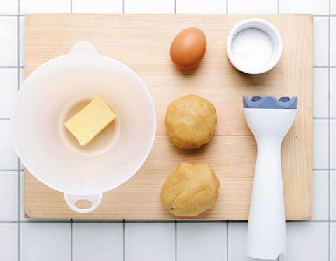 Food, Ingredient, Kitchen utensil, Dishware, Tableware, Cutting board, Cuisine, Dairy, Serveware, Spoon,